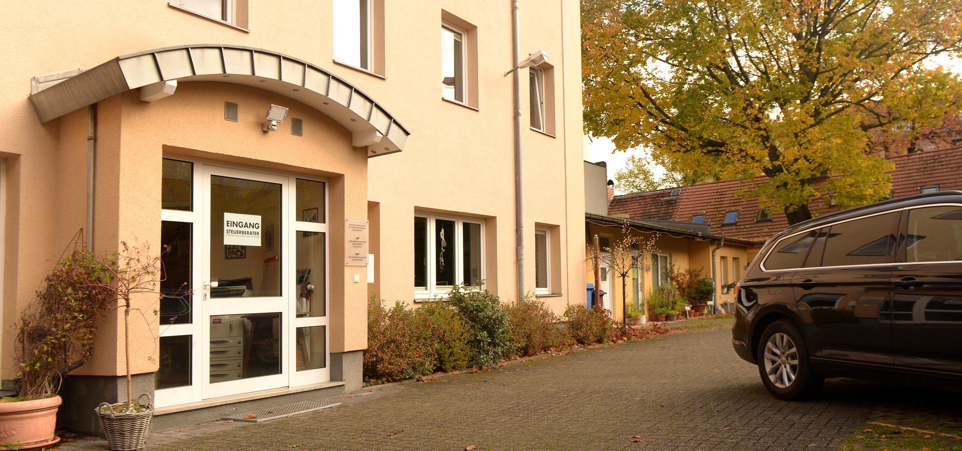 Steuerbüro in Friedrichshagen